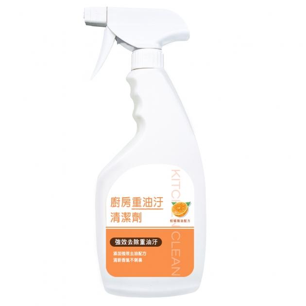 廚房重油汙清潔劑 1