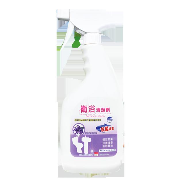 衛浴清潔劑 1